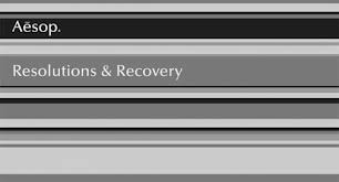 Aesop Resolution and recovery deco