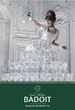 Badoit bulles de joie affiche