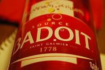 badoit label