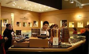 Maison du Chocolat store