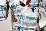 Lacoste Porcelaine detail