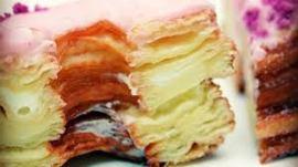 Cronut cut