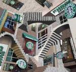 starbucks_escher