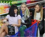 Chanel puts stars in a shopping cart