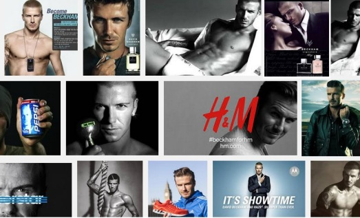 Google Image search results for 'Beckham endorser'