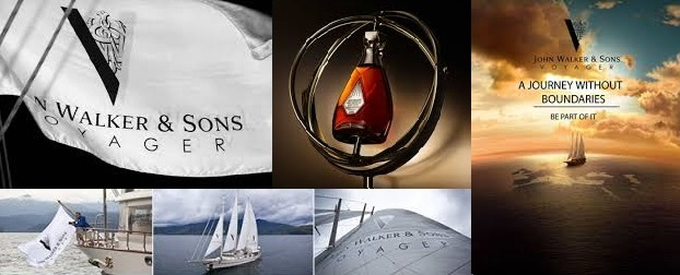The re-enactment of the John Walker voyage and balanced Odyssey bottle we talk about in the interview. Epic in action.