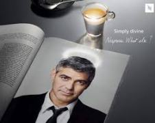 Nespresso gives Clooney halo