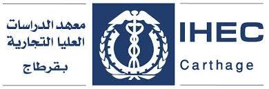 IHEC Carthage logo