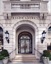 Ralph Lauren 888 Madison Entrance