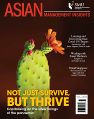 Asian Management Insights May Cover